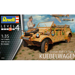Revell  1/35   German Staff...