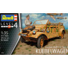 Revell  1/35   German Staff Car Type 82 KUEBELWAGEN