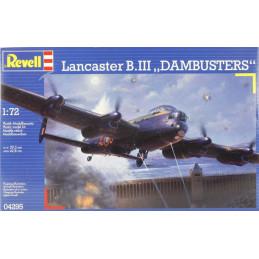 "Revell  1/72   Avro Lancaster B. III ""DAMBUSTERS"""