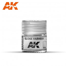 AK Interactive   Gloss Varnish