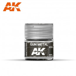 AK Interactive   Gun Metal...