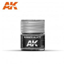 AK Interactive  Rubber Black