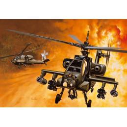 Italeri   1/72    AH-64A...
