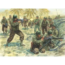 Italeri  1/72   U.S. Infantry