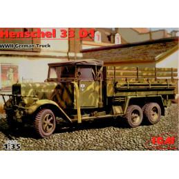 ICM   1/35   Henschel 33 D1...