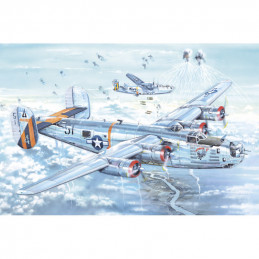 Hobby Boss  1/32     B-24J...