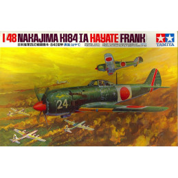 Tamiya  1/48   Nakajima...