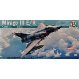 Italeri   1/32   Mirage III...