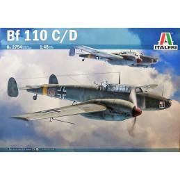 Italeri   1/48    Messerschmitt Bf.110C/D