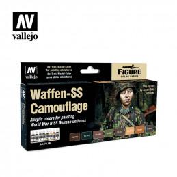 Vallejo    Waffen SS...