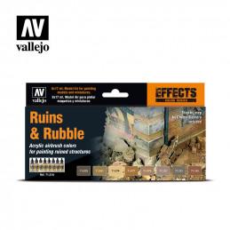 Vallejo   Ruins &Rubble -...