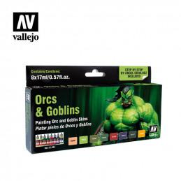 Vallejo   Orcs & Goblins...