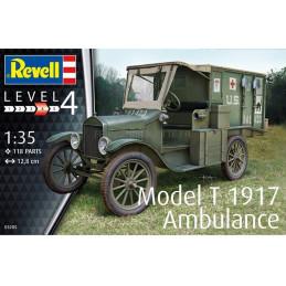 Revell   1/35    Model T...