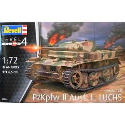 Revell   1/72   PzKpfw II...