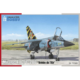 Special Hobby  1/72  Mirage...