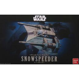 BANDAI   1/48   SNOWSPEEDER