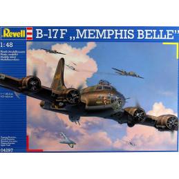 Revell  1/48    B-17F...