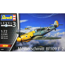 Revell  1/72  Messerschmitt   Bf109 F-2