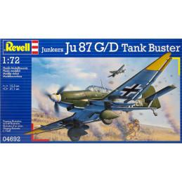 Revell 1/72   Junkers  Ju87...