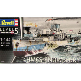 Revell  1/144  HMCS SNOWBERRY