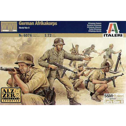 Italeri   1/72    German...