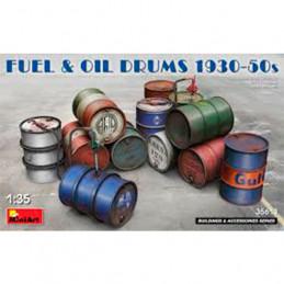 MiniArt  1/35   Fuel & Oil...