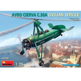 MiniArt   1/35   Avro...