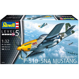 Revell  1/32  P-51D-5NA...