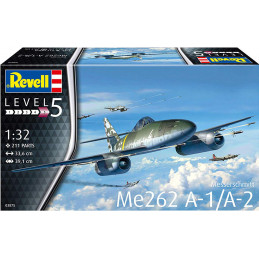 Revell   1/32   Me262 A1/A-2