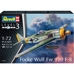 Revell  1/72  Focke Wulf...