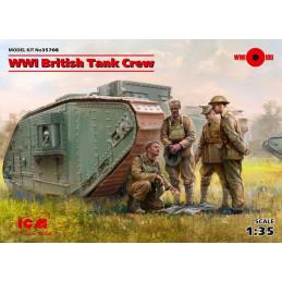 ICM  1/35  WWI British Tank...
