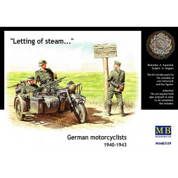Master Box 1/35  German...