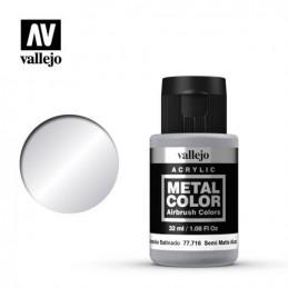 Vallejo   Aluminio Satinado