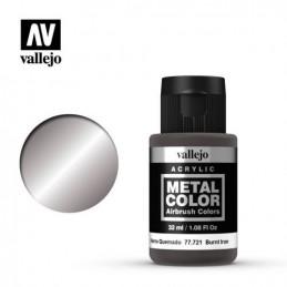 Vallejo  Metal Color Hierro...