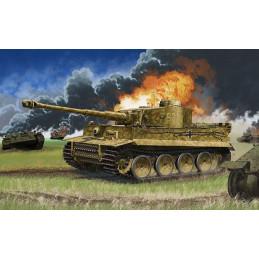 "Academy  1/35  German Tiger-I Ver.Early ""Operation Citadel"""
