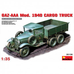 MiniArt  1/35  GAZ-AAA Mod....