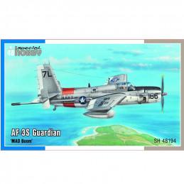 Special Hobby  1/48  AF-3S...