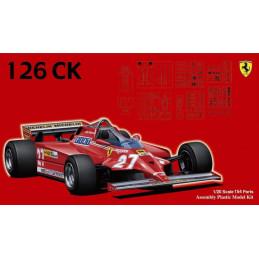 Fujimi    1/20  Ferrari...