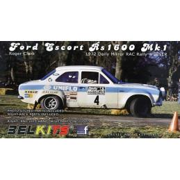Belkits  1/24  Ford Escort...