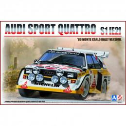 Beemax   1/24    Audi Sport...