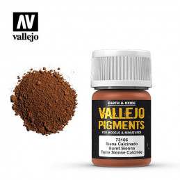 Vallejo Pigments  Siena...