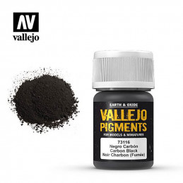 Vallejo Pigments  Negro...