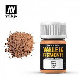 Vallejo  Pigments  Óxido