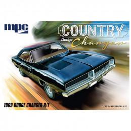 MPC  1/25  1969 Dodge...