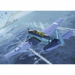"Academy  1/48  TBM-3  ""USS..."