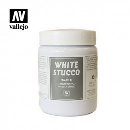 Vallejo    Estuco Blanco -...