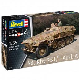 Revell  1/35   Sd. Kfz....