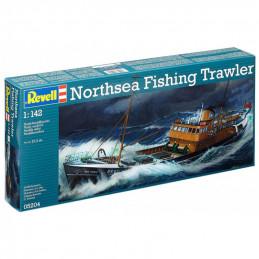 Revell  1/142   Northsea  Fishing Trawler