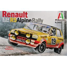 Italeri    1/24   Renault...