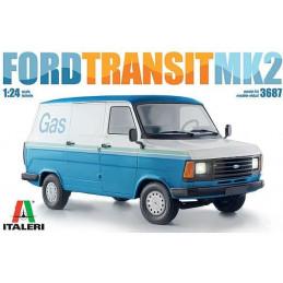 Italeri     1/24     Ford...